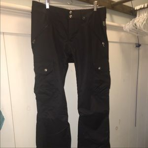 Burton Dryride Snowboard Pants Medium